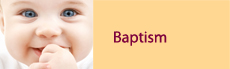 <p>Baptism is the first of the Sacraments and it is through our Baptism that we are made members of the Church.</p>