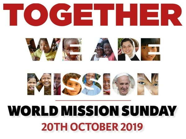 World Mission Sunday Resource Pack 2019